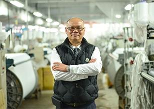 紡織是夕陽產業?15年成長3倍 騎哈雷重機巡廠的紡織小巨人