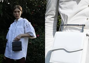 回收廢棄物製成?這個典雅的小眾手袋品牌,用設計證明:環保時尚也很美!