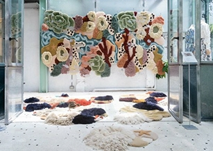 美到令人窒息!關於海洋與環保的葡萄牙編織藝術家首次來台展出!