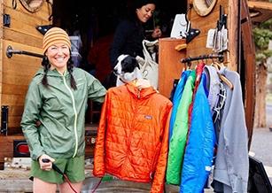 Patagonia推出二手衣信用額度交換計畫