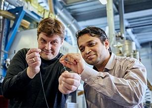 穿上二氧化碳!科思創以二氧化碳製成彈性纖維