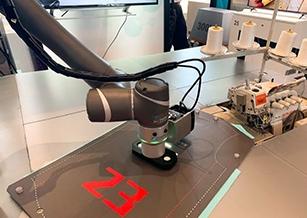 3D視覺導引機器人 協助成衣業者打樣流程從7天減為1天