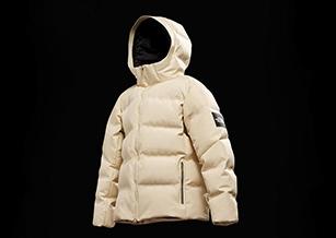 啟發自蜘蛛絲 劃時代機能夾克正式販售