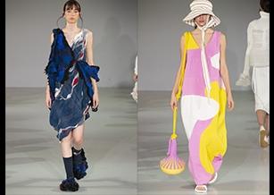 把「賴床經驗」變成衣服 台灣設計實力連3年閃耀倫敦