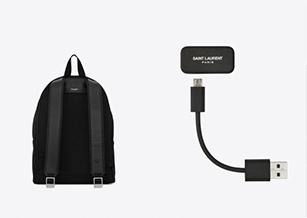 繼Levi's合作之後,Google觸控布料技術攜手YSL打造智慧背包市場動