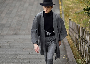 台灣西裝品牌全新聯名 和服與西裝的跨界聯乘