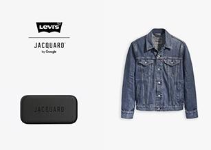 Google與Levi's 合作推出第二款智慧牛仔外套