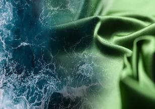 Waste2Wear使用區塊鏈追蹤海洋塑料織物