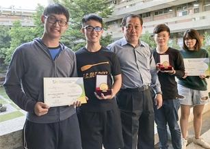 2018臺灣創新技術博覽會 逢甲大學榮獲雙面金牌