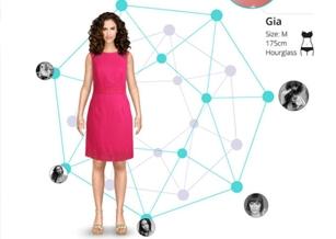 3D「虛擬試衣」大進化 穿搭更精準