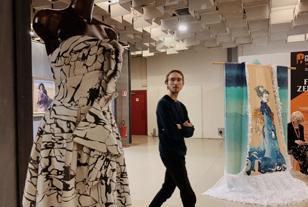 台灣設計再發光!簡君嫄首獲佛羅倫斯雙年展纖維藝術銅牌獎