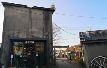 韓國江華島網紅咖啡名店 從紡織到咖啡館的前世今生