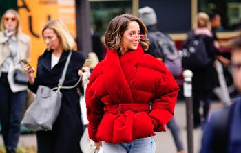 又變冷了!關於羽絨衣的時髦攻略法則