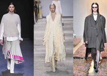 疫情過後的服裝市態與衍生設計