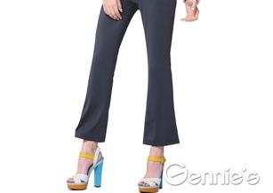 【Gennie's】魔術酷褲WinCool舒爽春夏孕婦長褲