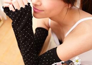 【Blossom Gal】韓版冰涼紗防曬抗UV袖套