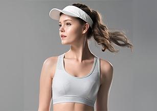 【華歌爾】專業系列A-B罩杯無鋼圈M-3L運動胸罩