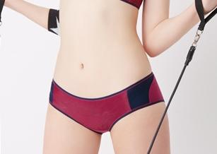 【思薇爾】K.K Fit系列M-XL素面低腰平口內褲(樂活紅)